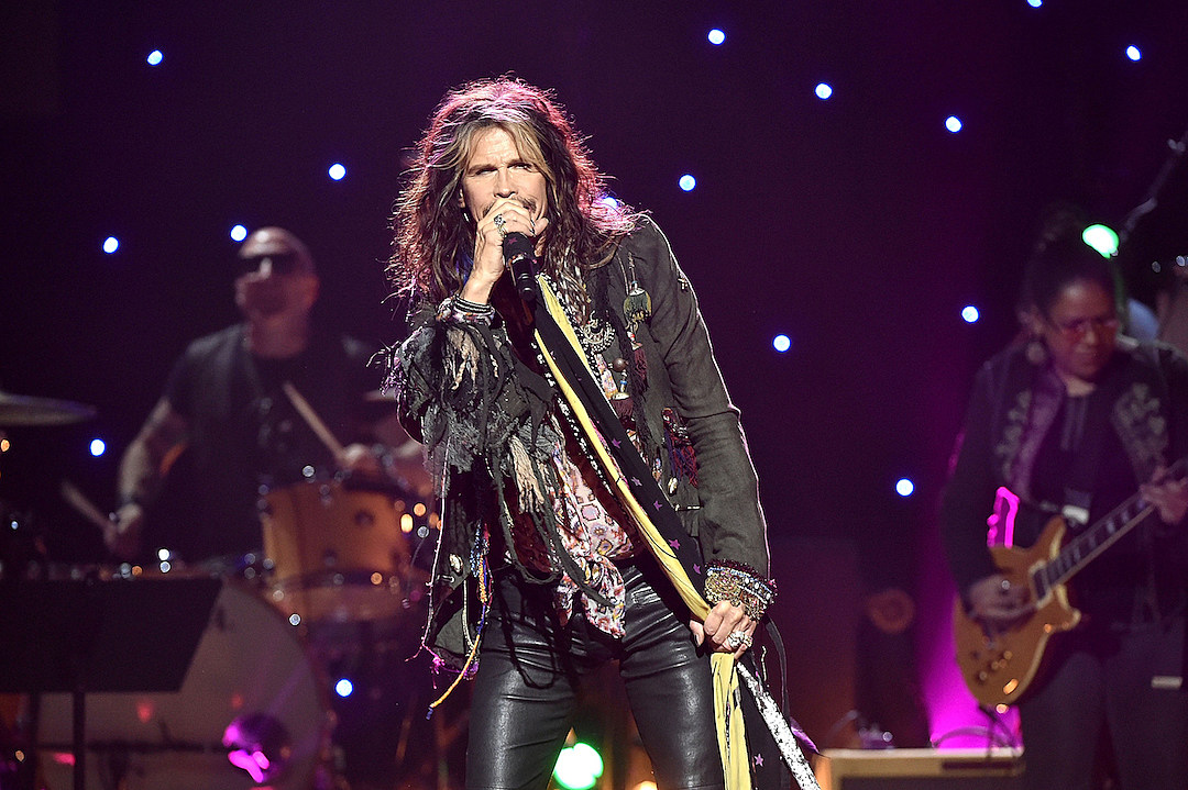 Steven Tyler Joe Perry Jealous