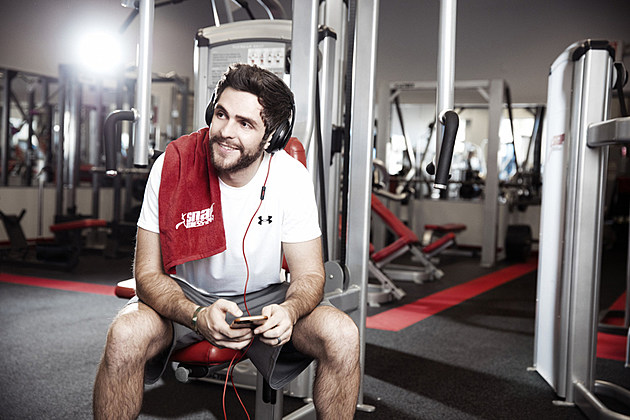 Thomas Rhett snap fitness