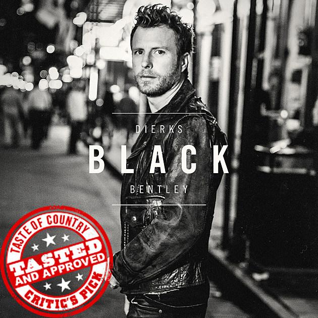Black Dierks Bentley Critics Pick