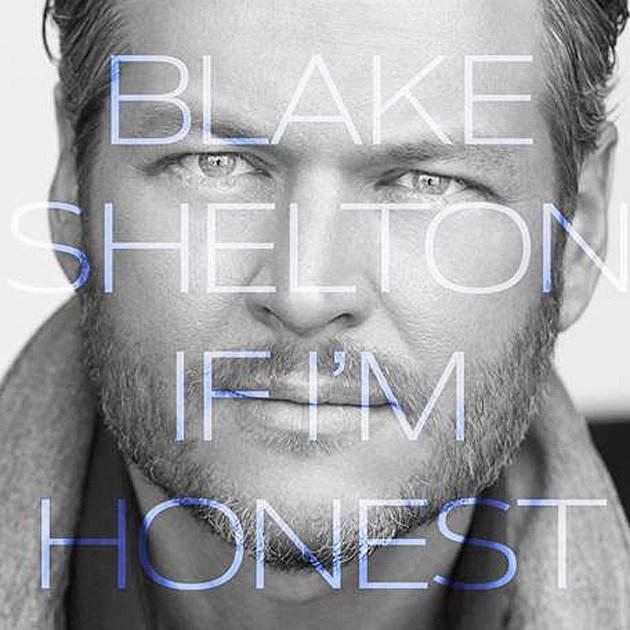 Blake Shelton If I'm Honest Cover