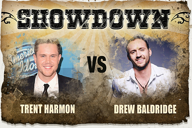 Showdown Drew Baldridge Trent Harmon