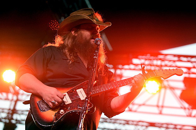 Chris Stapleton at Coachella