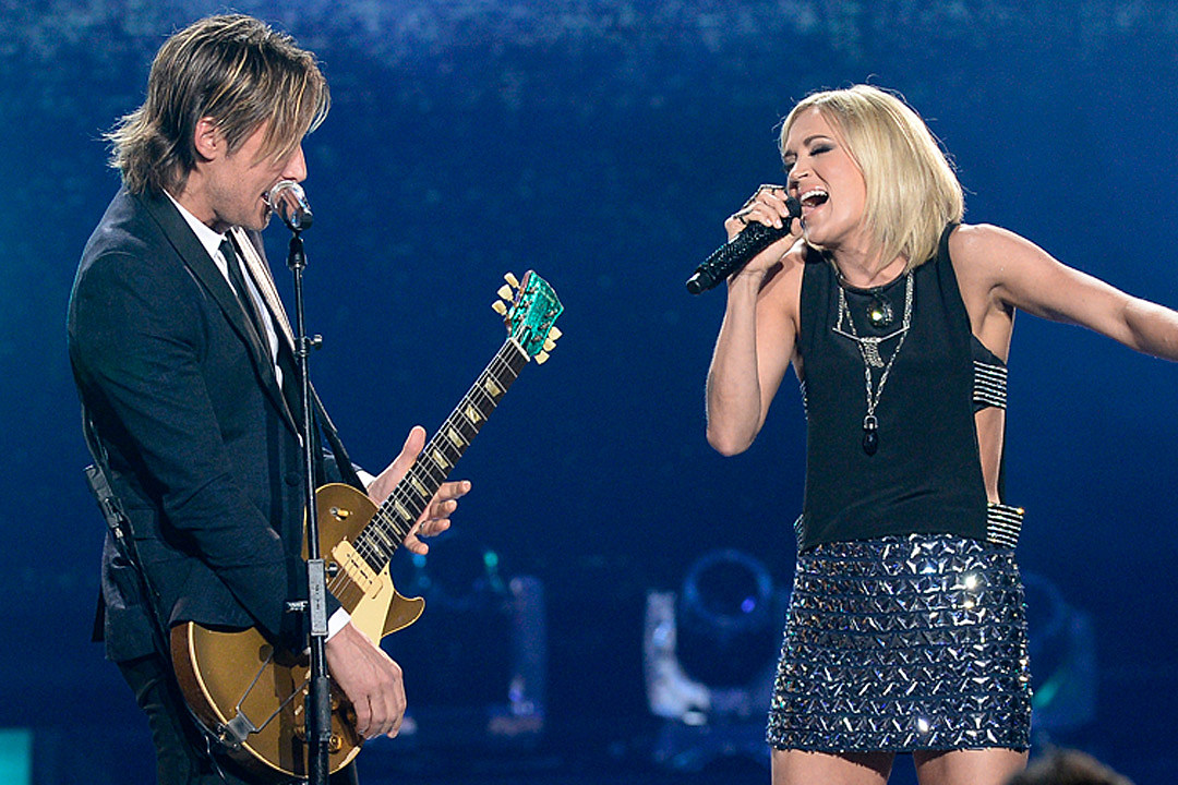 Keith urban 39 s 39 ripcord 39 tour headed to new zealand for Carrie underwood and keith urban duet