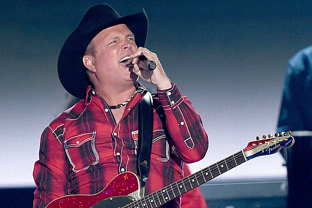 Garth Brooks  Tour Song List