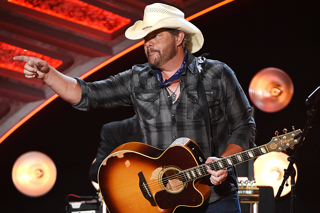 Toby Keith A Few More Cowboys Listen