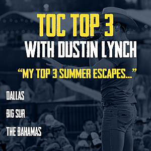Top 3 Dustin Lynch