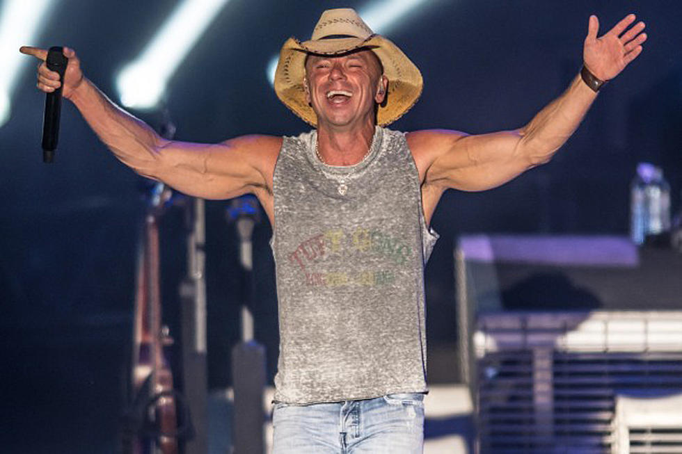 Kenny Chesney Announced As 2017 Country Jam Headliner