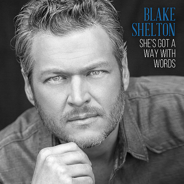 blake shelton,she's got a way with words,twitter,exclusively,video