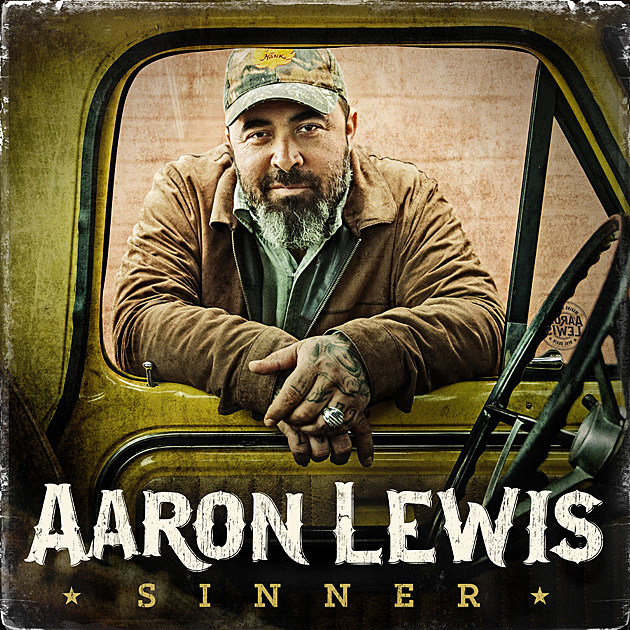 Image result for aaron lewis sinner album