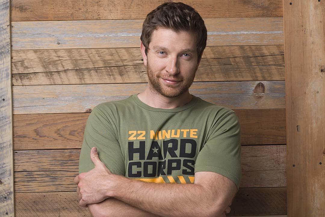 Brett eldredge details his intense 22 minute workout m4hsunfo