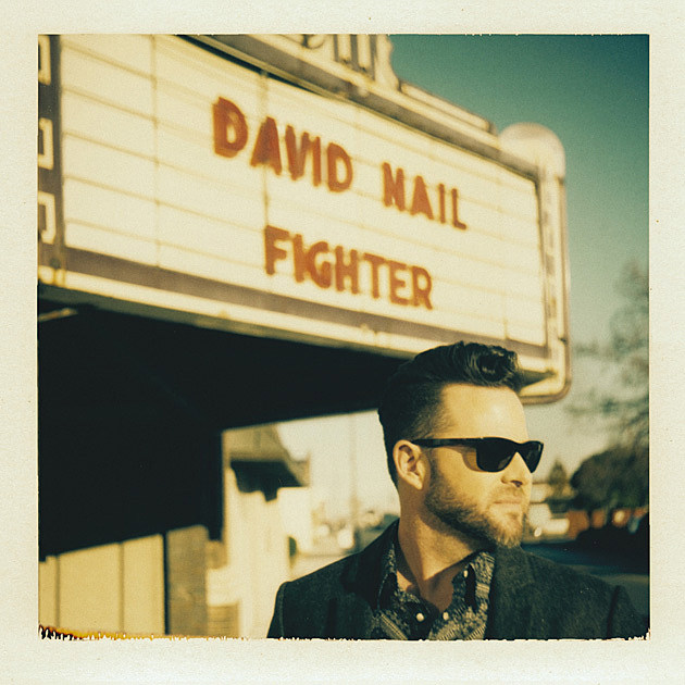david nail fighter album cover
