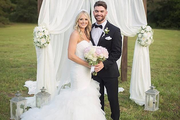 dylan scott maried, dylan scott wedding, dylan scott
