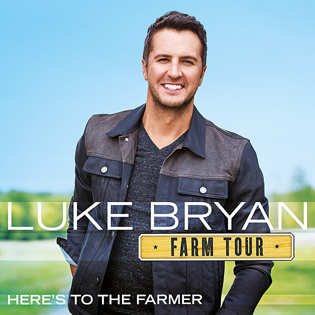 Luke Bryan Farm Tour…Here's to the Farmer EP