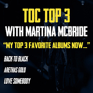 Martina mcBride Top 3