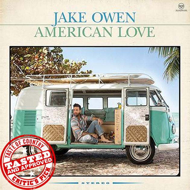 American Love Jake Owen Album Review