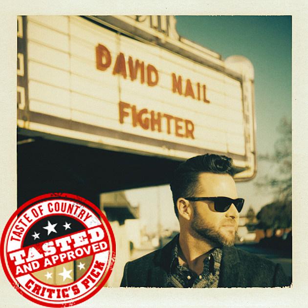 David Nail Fighter Album Art
