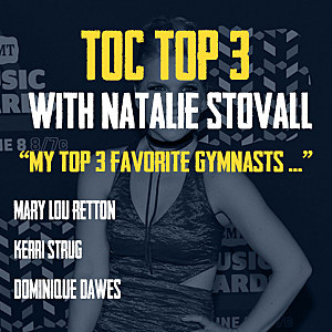 Top 3 Natalie Stovall