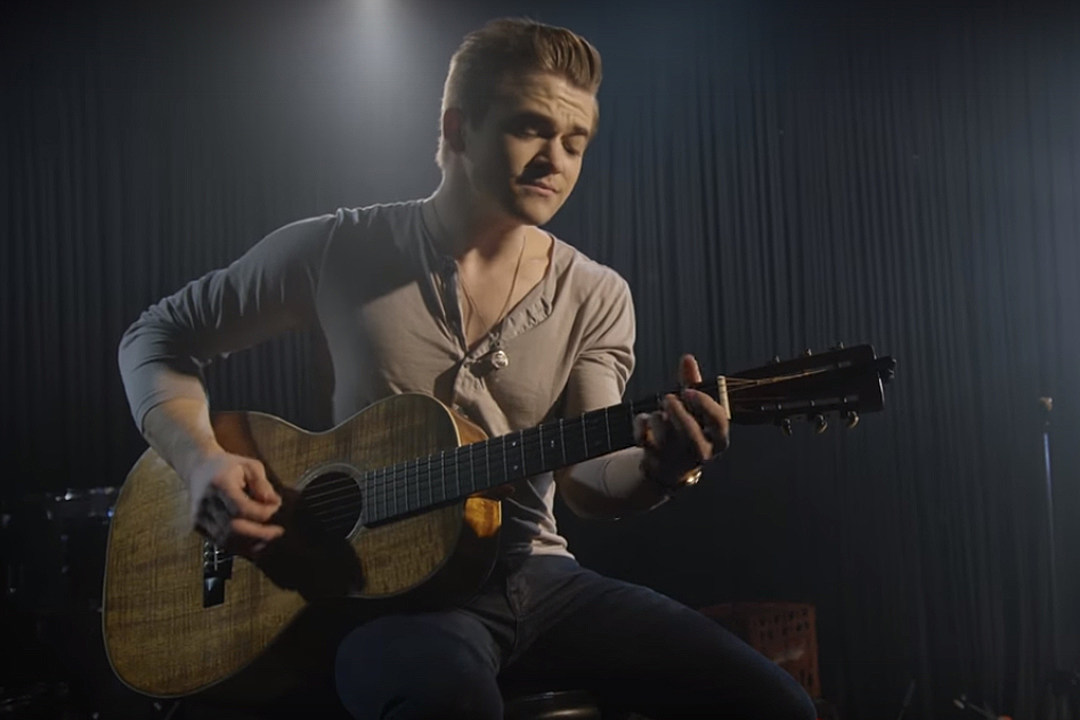 hunter hayes ernie ball the pursuit of tone