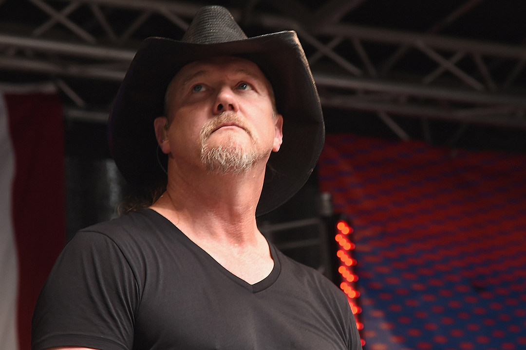 trace adkins drunk st jude performance
