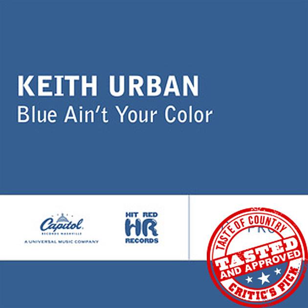 Blue Ain't Your Color Album Art