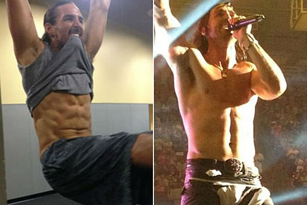 See Pictures of Shirtless Country Singers (You're Welcome!)