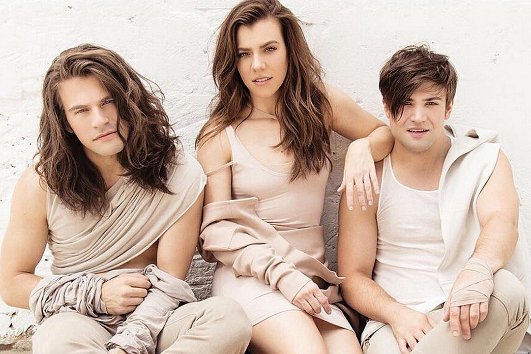 The Band Perry Brunette