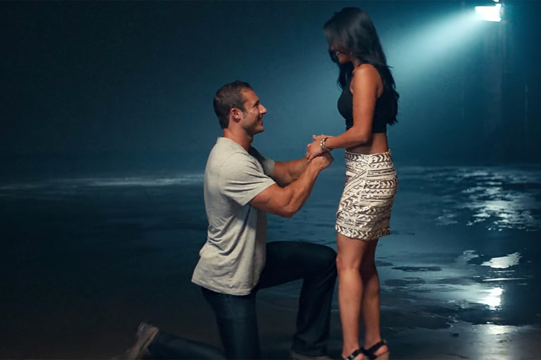 Chris Lanes For Her Video Features Real Life Proposal