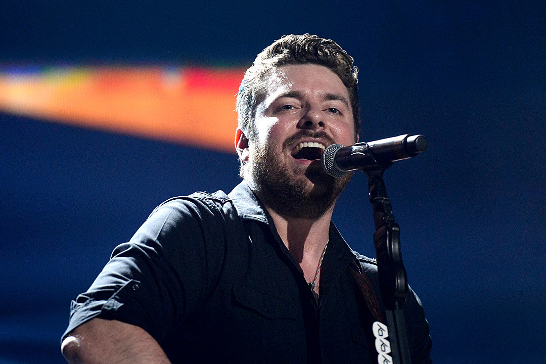 Chris Young Shares His Over-the-Top Christmas Tradition