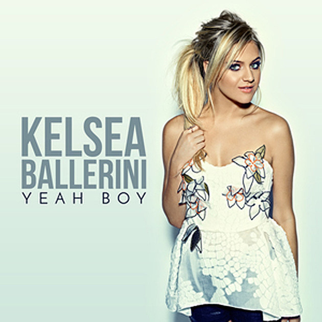 Kelsea Ballerini Yeah Boy Cover Art