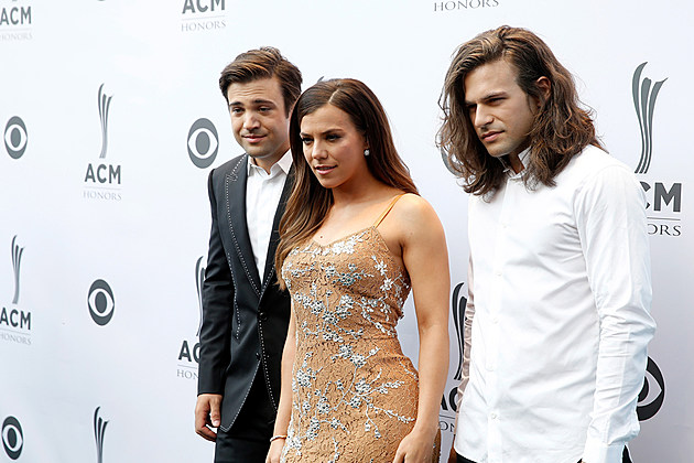 The Band Perry ACM Honors