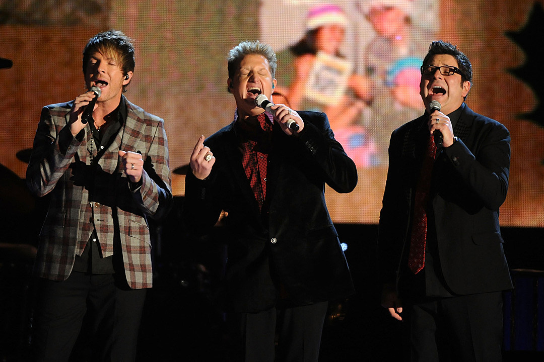 Rascal Flatts Announce Christmas Album, Greatest Gift of All