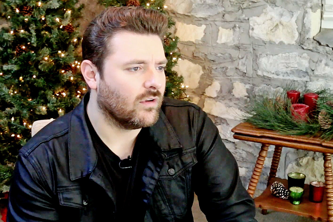 Chris Young Will Be Missing His Grandmother This Christmas