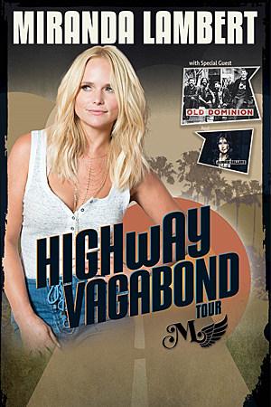 Highway Vagabond Tour Poster
