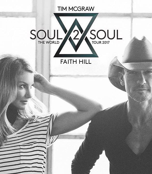 2017 Soul2Soul World Tour