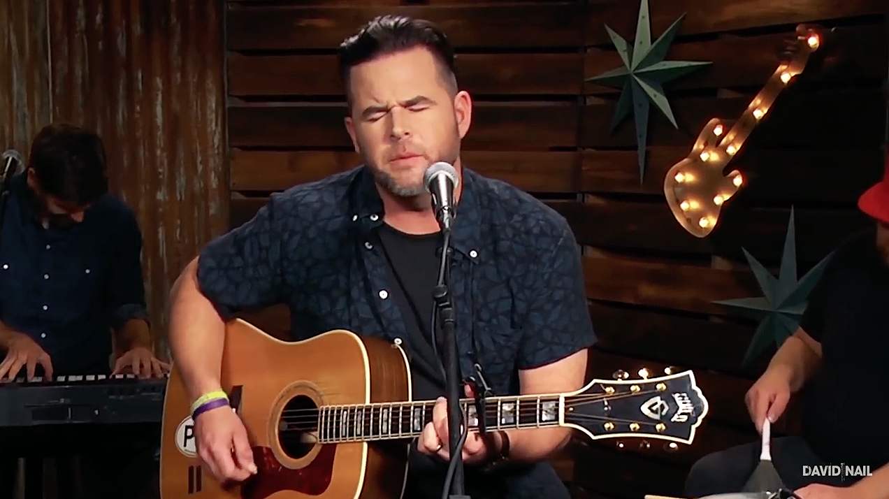 David Nail Covers Vince Gill\'s \'When I Call Your Name\'
