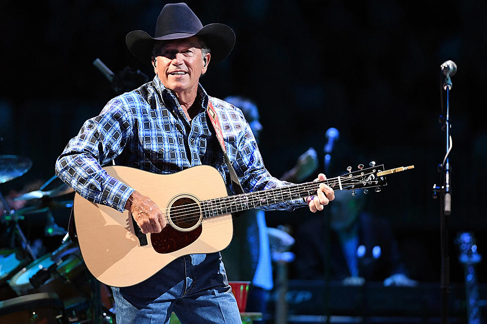 Happy Birthday To The King Of Country Music George Strait