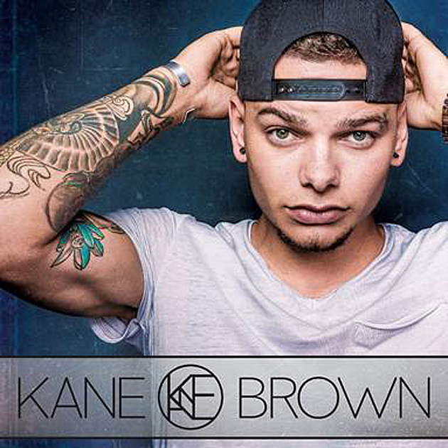 kane brown album cover