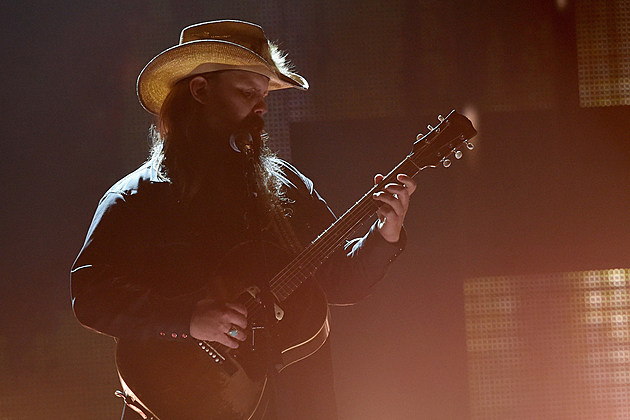 Chris Stapleton Country on the River