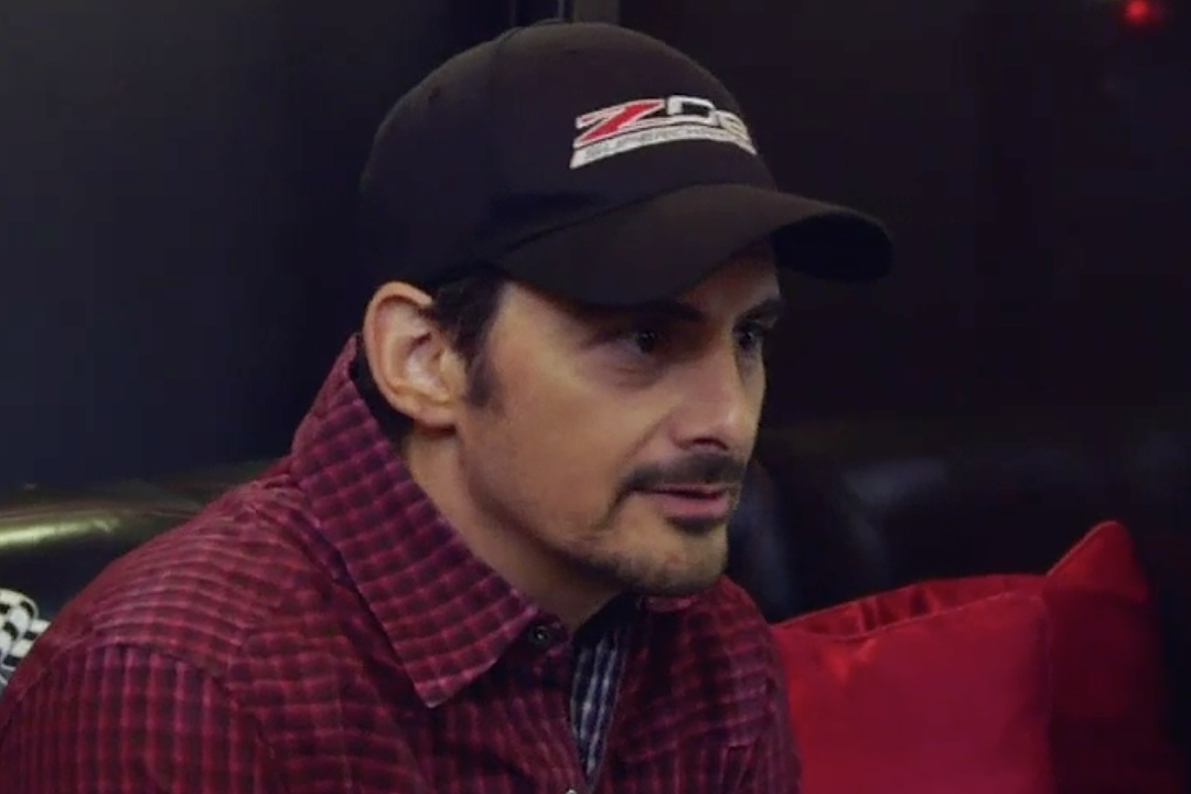107 7 the bull 20 in a row country for How many kids does brad paisley have