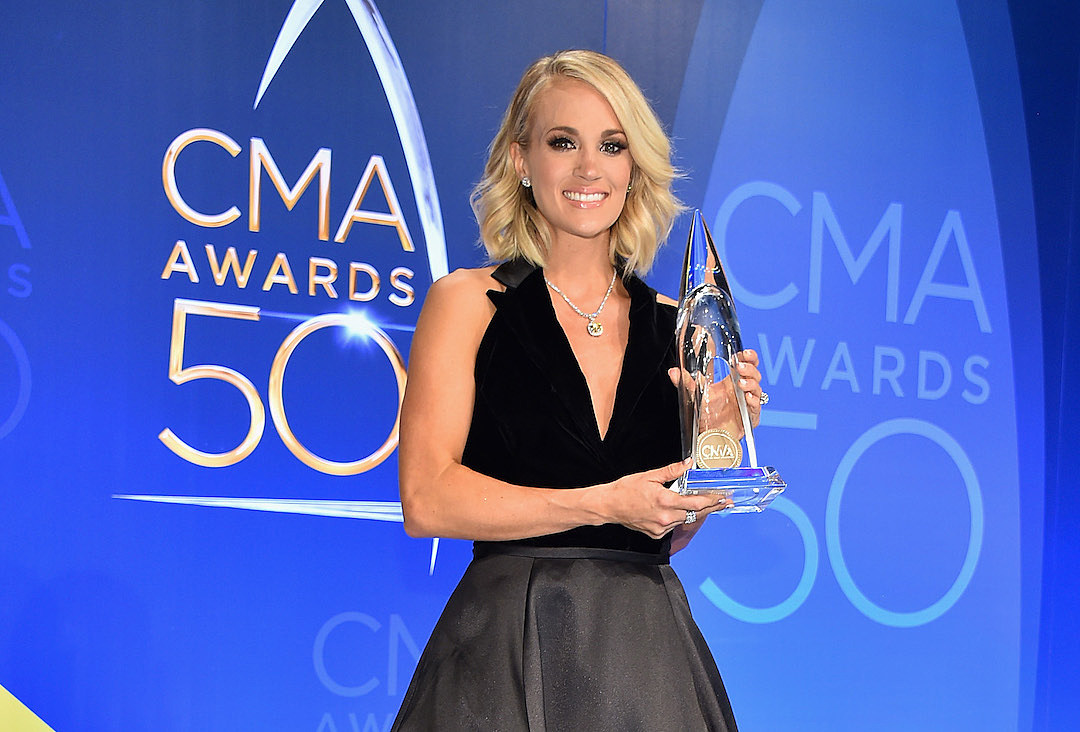 The 50th Annual CMA Awards - Carrie Underwood