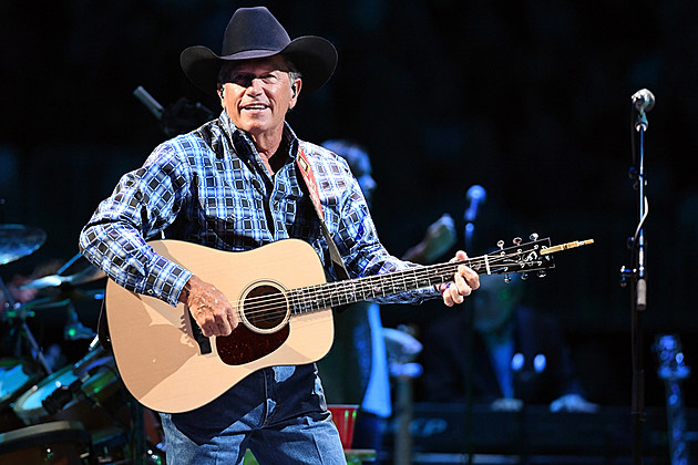 george strait kicked outta country