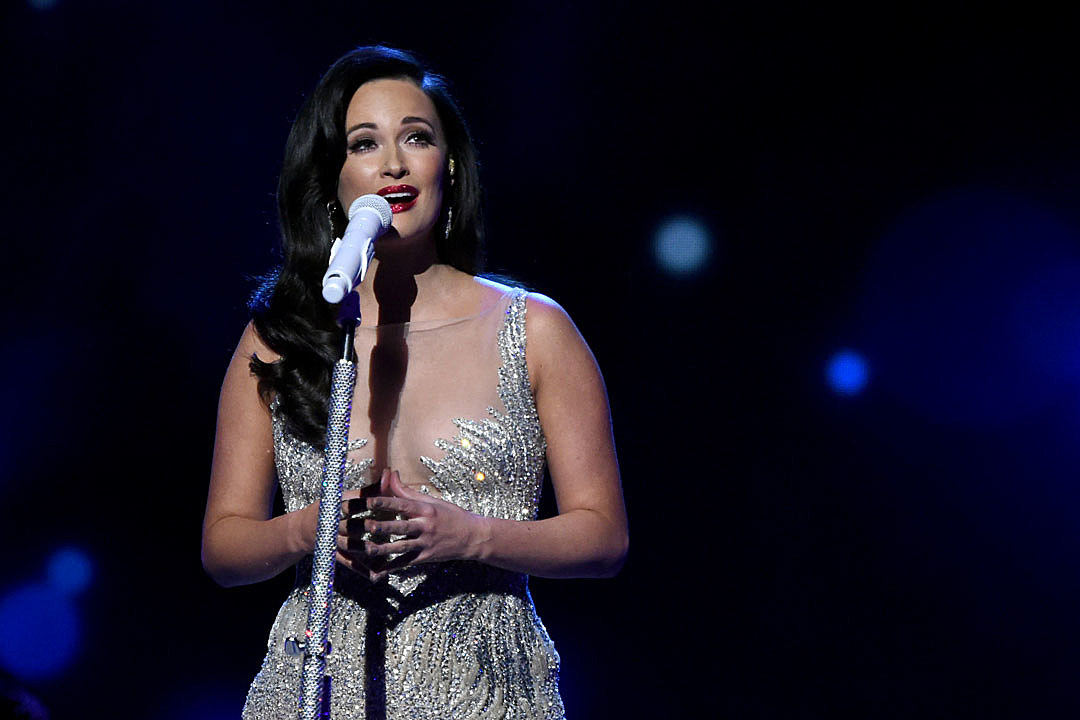 Kacey Musgraves on Her Christmas Album and Touring With George