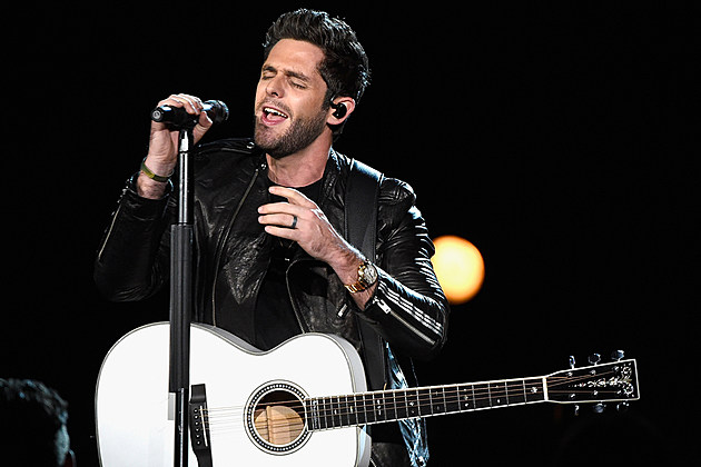 thomas rhett taste of country video countdown