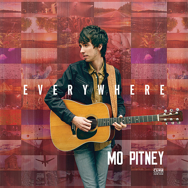 Mo Pitney Everywhere Art
