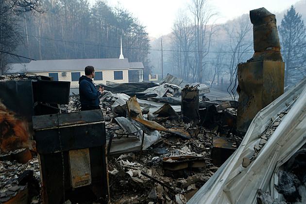 gatlinburg wildfires teens arson
