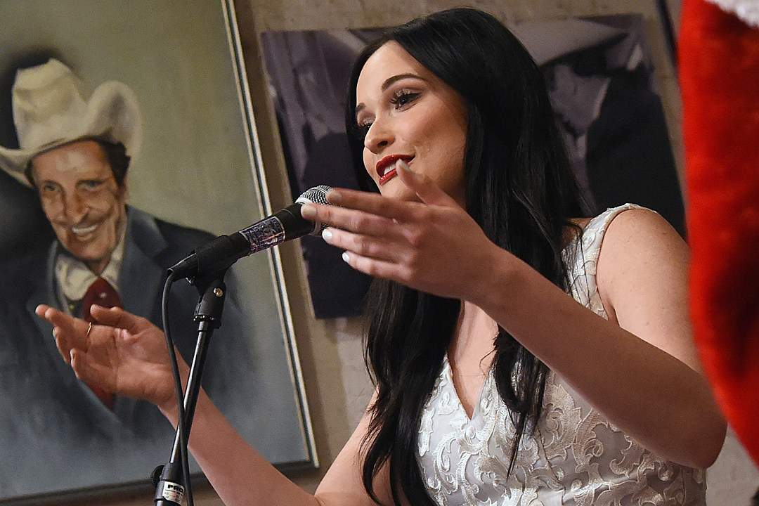 Kacey Musgraves Gushes After Christmas Gig at Nursing Home