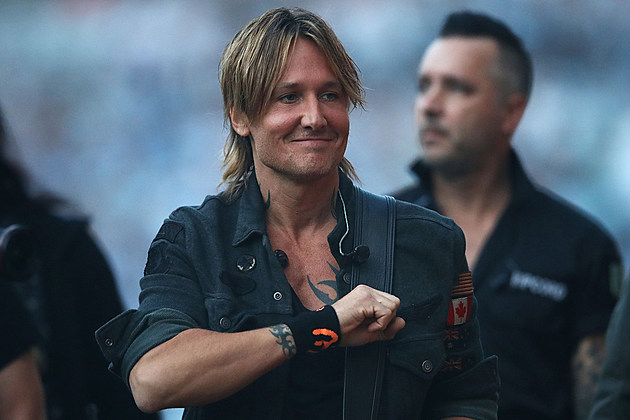 keith urban new zealand earthquake first responders