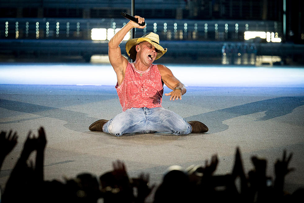 Win A Trip To The ACMs and Hang With Kenny Chesney!