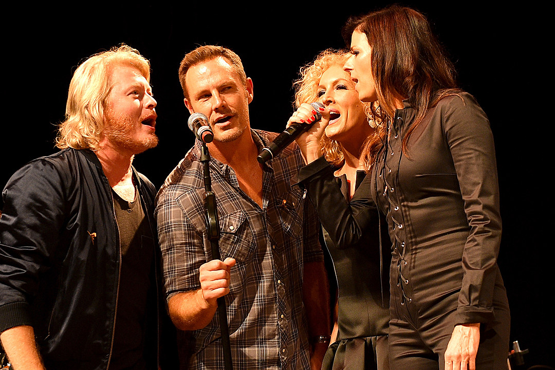 little big town ryman residency 2017 live dates