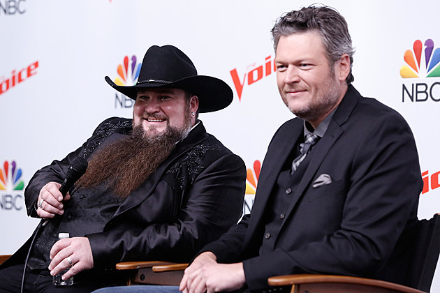 sundance head blake shelton universal records challenge the voice winner